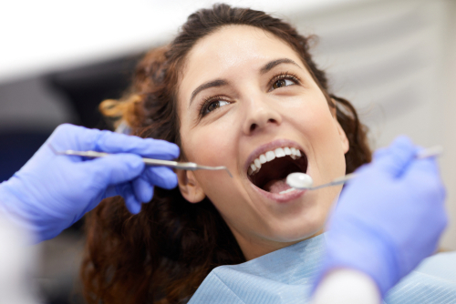 Single Tooth Implant Process